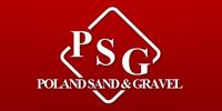 Poland Sand & Gravel Logo